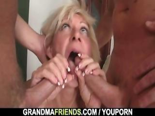 abuela, sólo