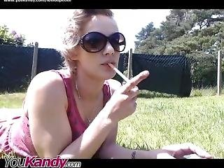 Røyking, Solo