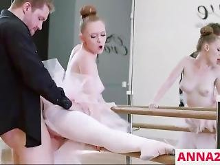 The Dancer Passes The Exam The Teacher