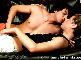 Teen Twinks Alfire And Fred Gay Loving Sex