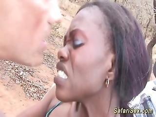 Hot Sex At My African Safari Trip