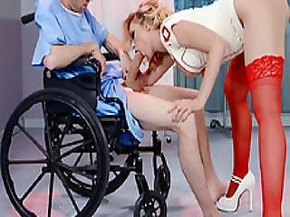 An Extra Ordinary Nurse Kagney Linn Karter