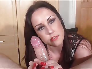 Goddess Jerks Your Dick