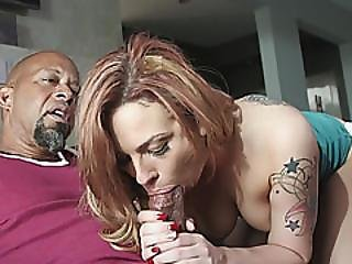 Redhead Babe Dahlia Sky Gets Penetrated Hard By Shane Diesel