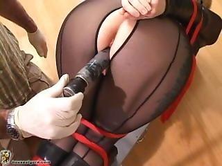 Glove Bondage Girl Dlido