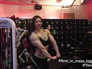 Korean Muscle Phenom