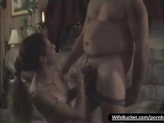 Amateur Wasted Milf Fucking In The Lodge