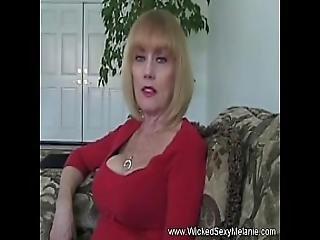 Slut Stepmom Fucks Stepson