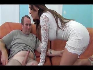Sex With Horny Brunette Milf With Big Tits