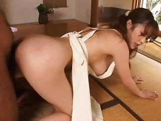 ( Hntimes.com ) Rio Hamasaki Kinky Japan Housewife Costume Part 1