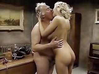 блондинка, немецкий, оргия, тройка, молодой