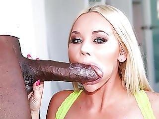 Rachele Richey Fucks Mandingo S Black Cock