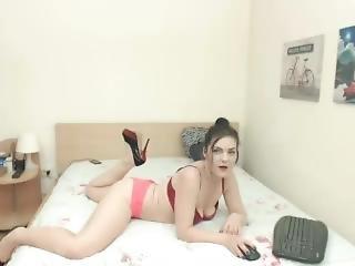 Chica Caliente Muestra Su Pussy En Webcam