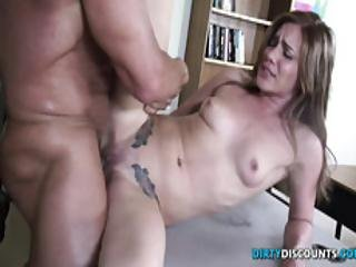 Cocksucking Teen Spanked By Her Teacher