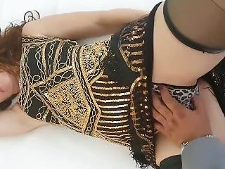 Flapper Gets Fucked Hard By Black Cock