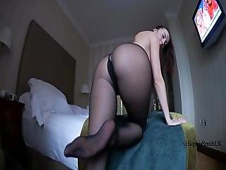 Duo Tights Pantyhose Clip Sophia Smith 5