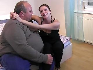 Ekstremt fed kvinde fucked porno – Nøgen i det offentlige video.