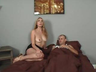 Begging My Hot Sister For Sex