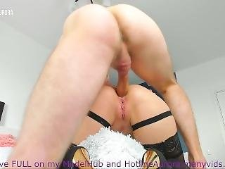 Sexy Whore Loves Anal And Big Cock