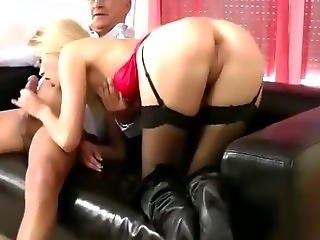 Older Guy Fucking Younger Euro Teen Girl