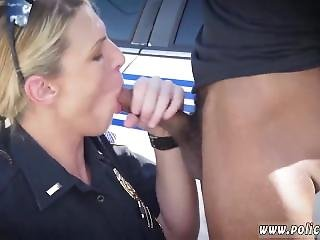 Blonde Police Gangbang We Are The Law My Niggas, And The Law Needs