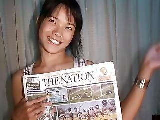 18 χρονών, πουτάνα, μικρά βυζιά, Εφηβες, Thai, νέα