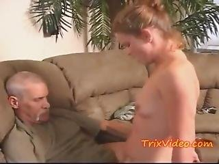 Daddy Fucks Daughter While Moms At Work