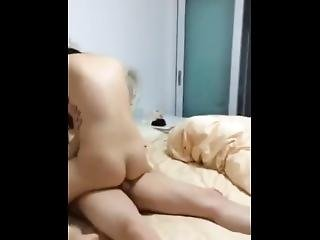 Threesome With Friend