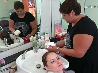 Salon Backwards Shampoo