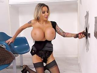 Busty Danielle Derek Gets Creampied By A Bbc - Gloryhole