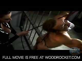 Busty Dominatrix Hot Pain Play With Prisoner