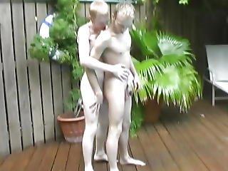 Jungs, Schwanz Lutschen, Universität, Sperma, Schwanz, Ficken, Im Freien, Sex, Lutschen