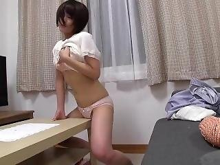 Japanese Girl Humping