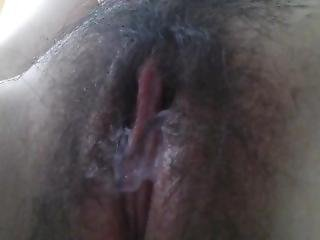 Sloppy Virgin Pussy Twitching And Leaking