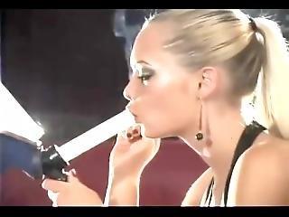 Smoking Gas Mask