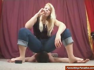 Jenny Facesitting #2