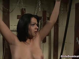 Innocent Whore Gets Face Fucked Hard