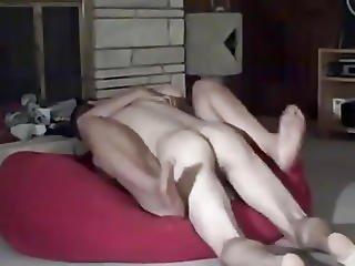 Teen Cums On Top Of My Dick
