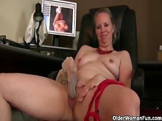 Mature, Milf, Mom, Mother, Nylon, Panties, Pantyhose, Tight