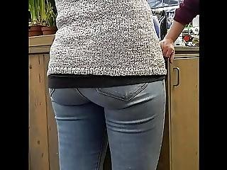 Great Ass Of My Sweet And Beautiful Co Worker Part 6