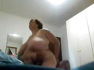 Granny Sucks Rides