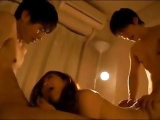 Asian Threesome