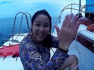 Two Legless Dak Amputees Scuba Diving
