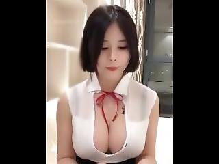 Hot & Busty Chinese Cam Girl ??? Meinajiang - Solo Show