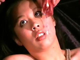 Facial Terror Of The Asian Tigerr