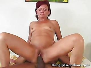 Redhead Sustains A Hardcore Throbbing