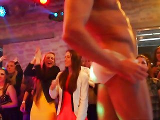Cockhungry Euro Chicks Screwed From Behind