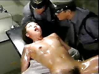 Electric Torture Of Japanese Tied Down Girl