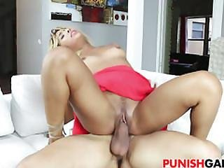 Punish Sex For Ally Berry