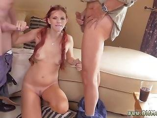 Lucky Old Man Fucks Teen And Old College Friends Fuck Frannkie And The